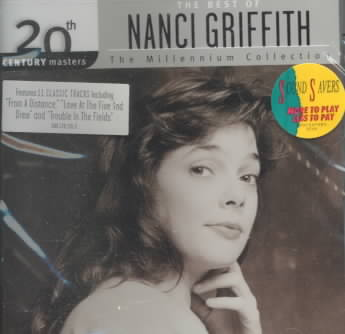 20TH CENTURY MASTERS:MILLENNIUM COLLE BY GRIFFITH,NANCI (CD)
