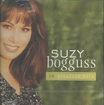 20 GREATEST HITS BY BOGGUSS,SUZY (CD)