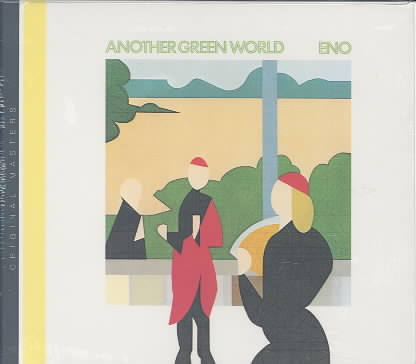 ANOTHER GREEN WORLD BY ENO,BRIAN (CD)